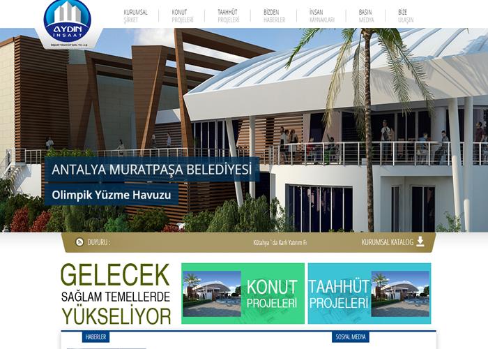 Aydın İnşaat Ltd