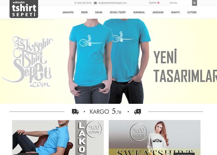 Eskisehir Tshirt Sepeti